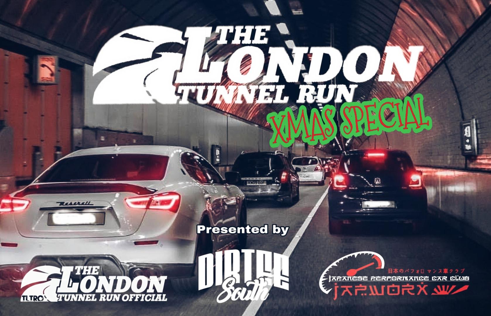 London Tunnel Run Christmas Special