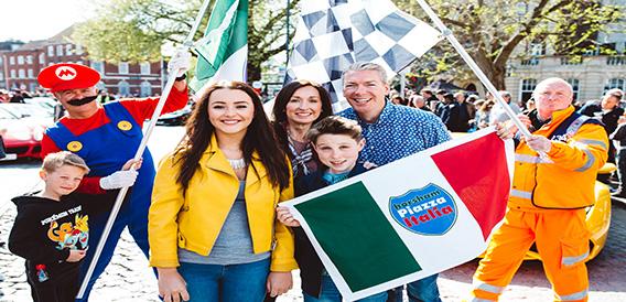 Horsham Piazza Italia 2019