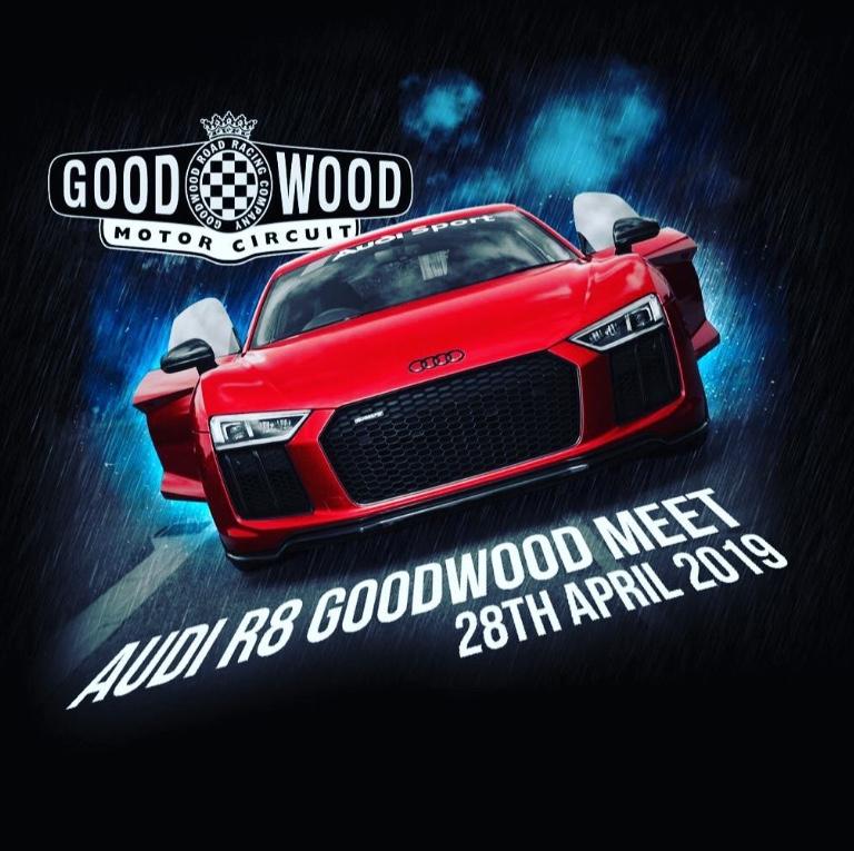 Audi R8 Meet