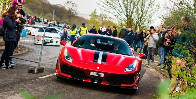 Surrey Car Meet