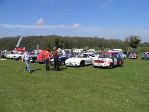 2019 Aero-Auto Jumble, Classic Car Rally, & Vintage Fly-in