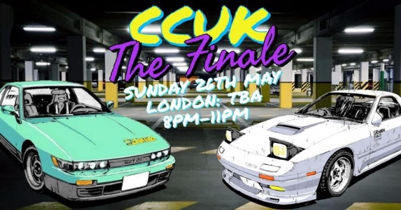 CCUK Finale (Last ever Meet!)