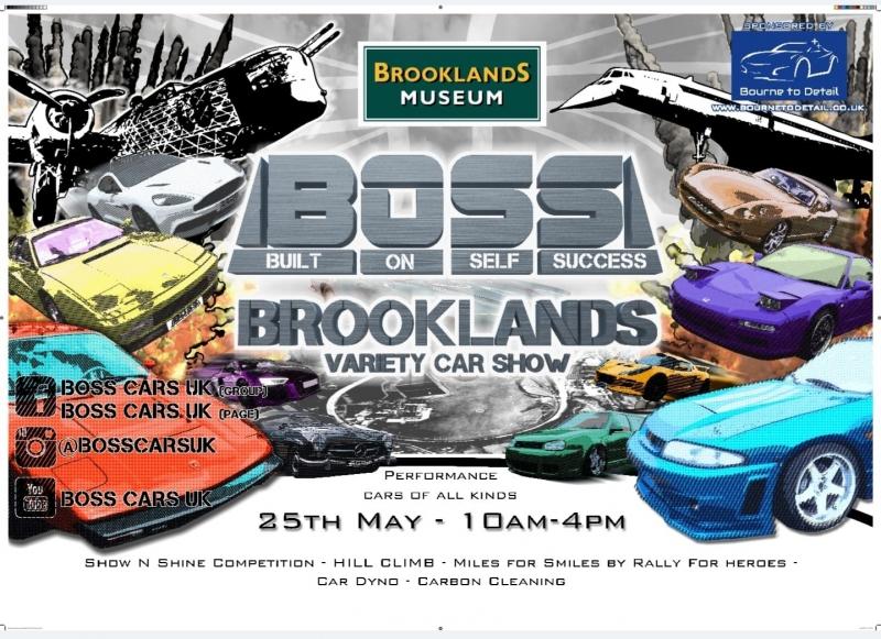 Boss Cars Variety Show