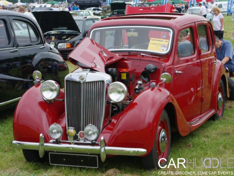 Uxbridge Auto Show