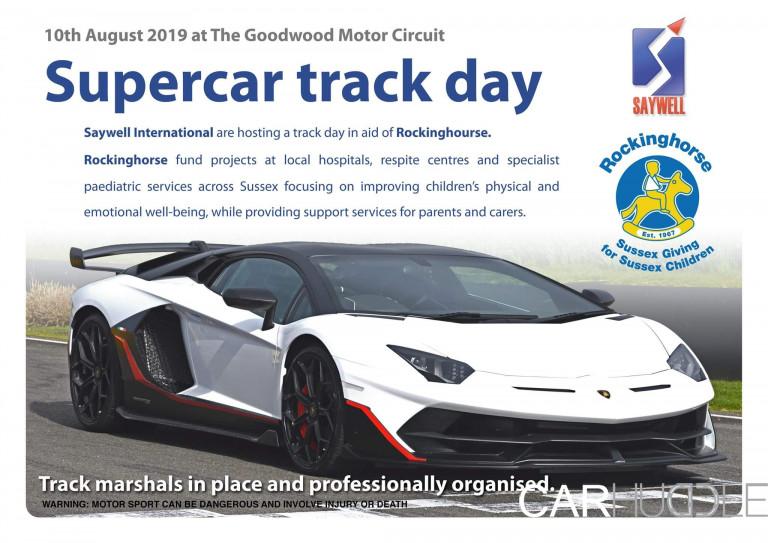Saywell International Track Day