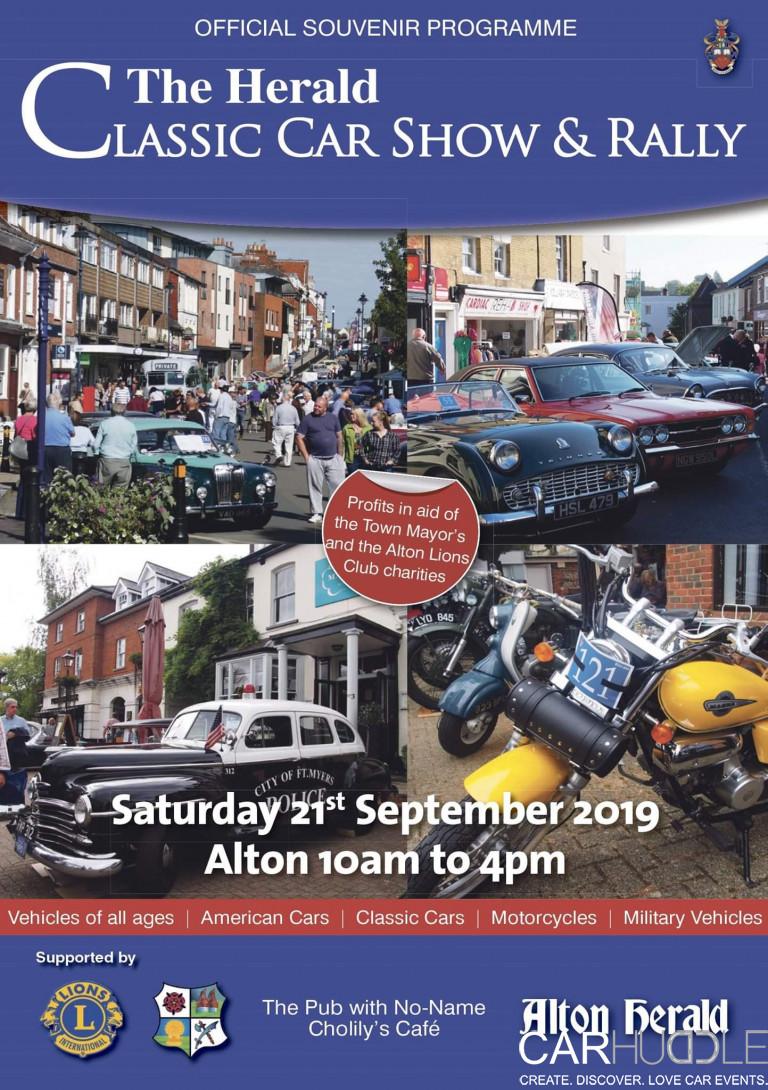 Alton Herald Classic Car Show