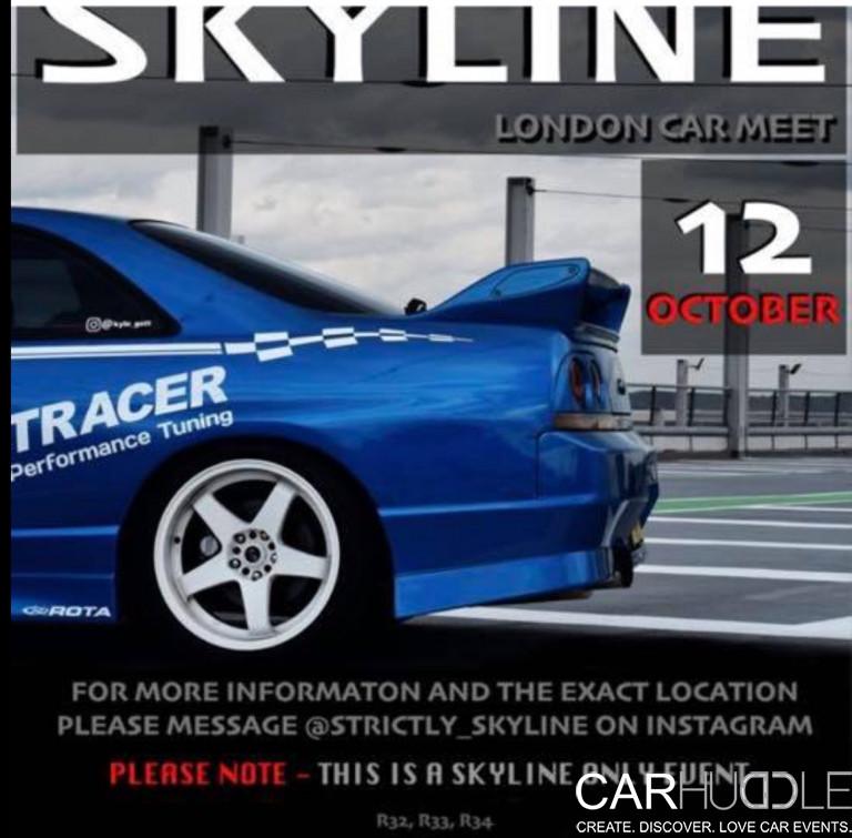 Strictly Skyline London Meet