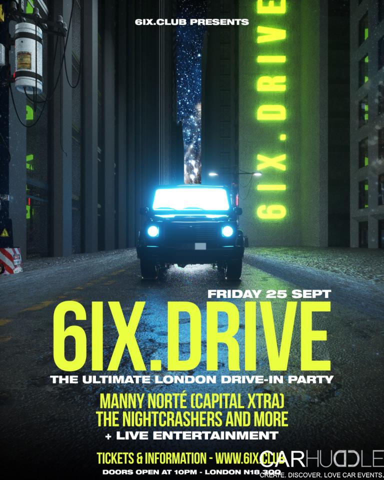 6ix.Drive