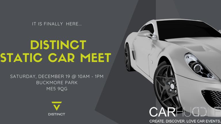 Distinct Static Car Meet