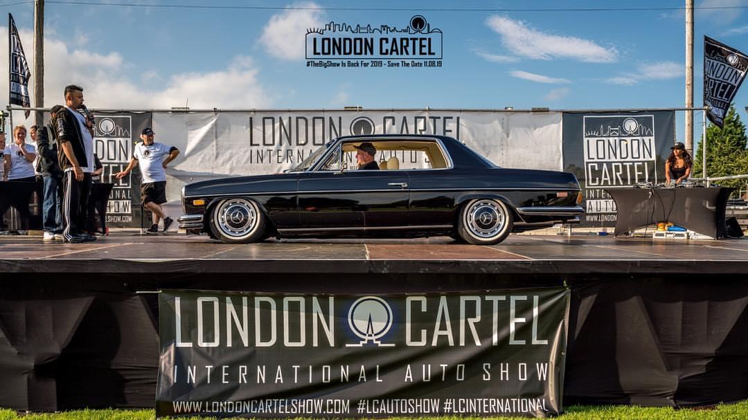 London Cartel International Auto Show