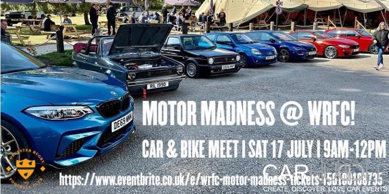 WRFC Motor Madness