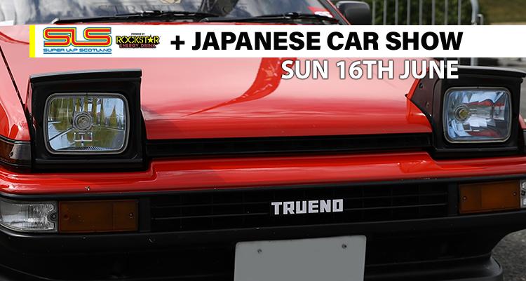 Japanese Car Show