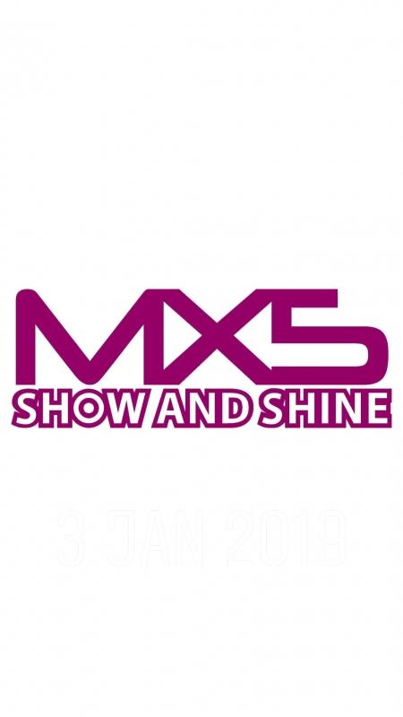 Mx5 show and shine