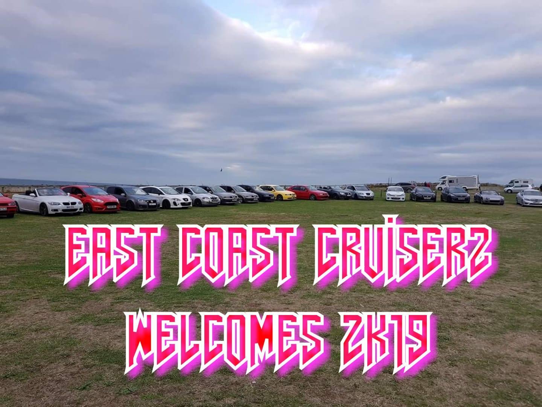 East Coast Cruisers Welcome 2K19