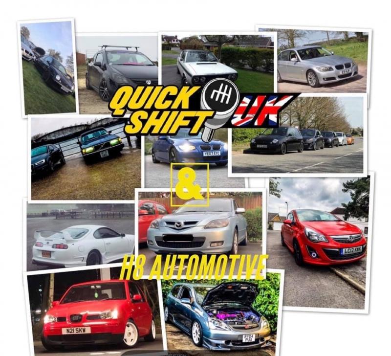 QSUK & H8 automotive
