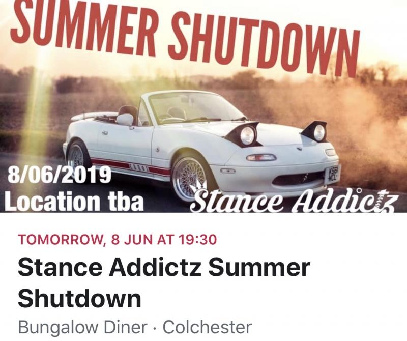 Stance Addictz Summer Shutdown