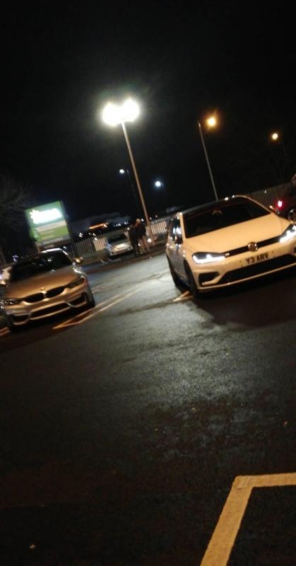 Late Night Car Meet