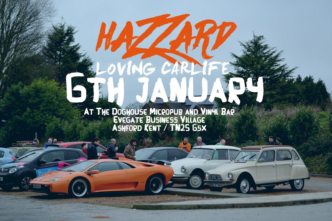 Hazzard Retro Car Meet