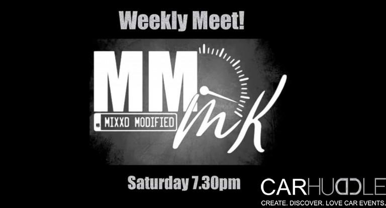 Mixxd Modified MK Weekly Mini Meet