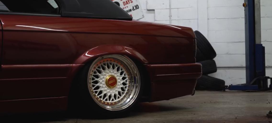 BMW show (E30s)