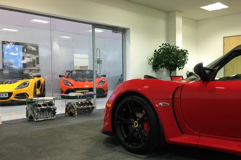 Lotus Silverstone Open Day