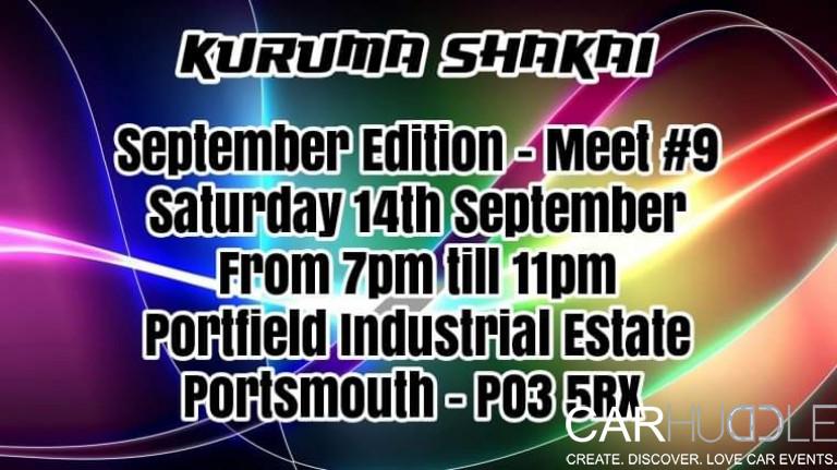 Kuruma Shakai September Meet