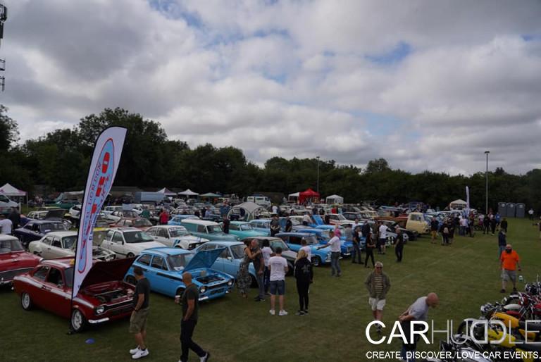 Warlingham Rugby Club Classic car & bike show