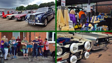 Brooklands Classic Car Show & Jumble