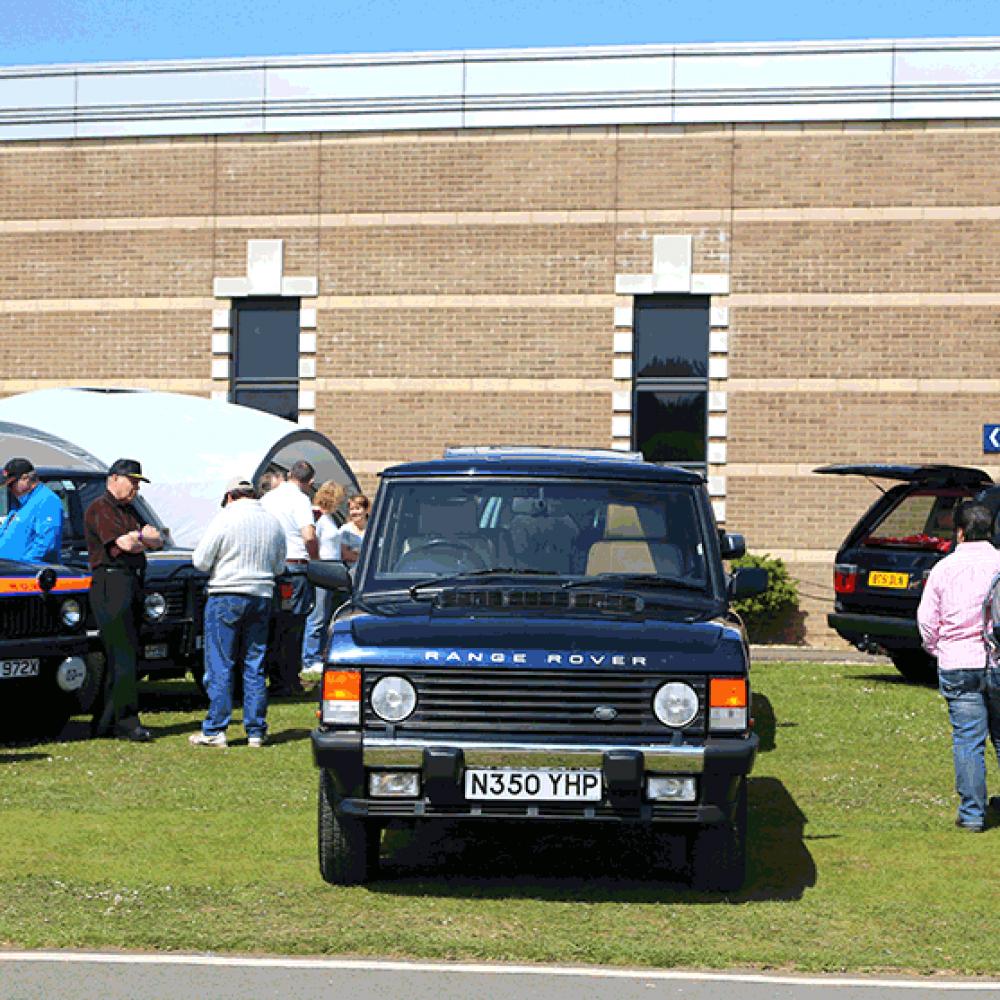 Biggin Hill Festival of Flight Car Show