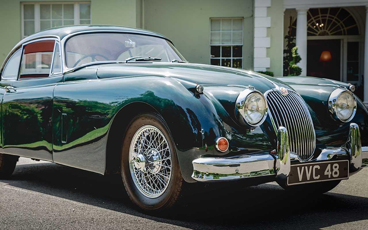 Englefield Green Village Fair & Classic Car Display 2018