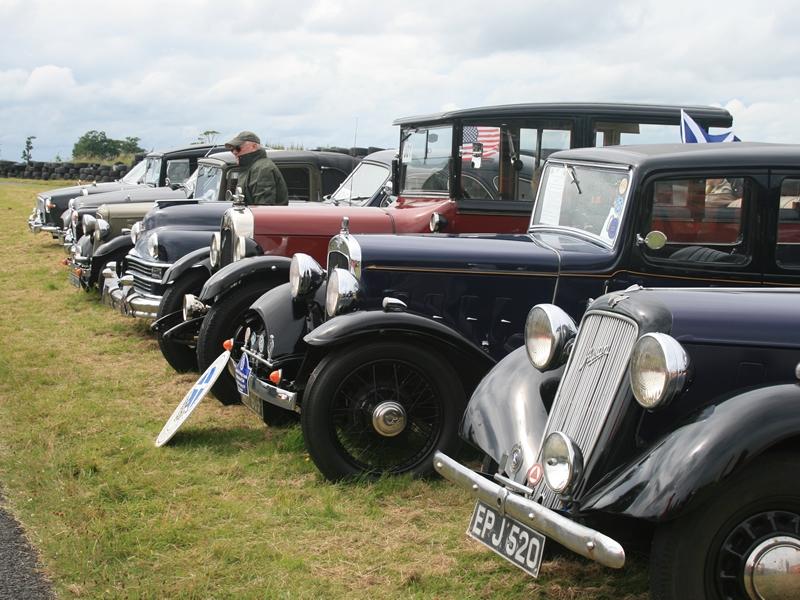 Kames Classic Car Show