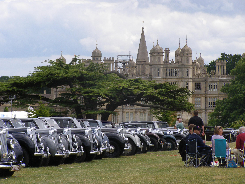 Rolls Royce Enthusiasts Club Annual Rally
