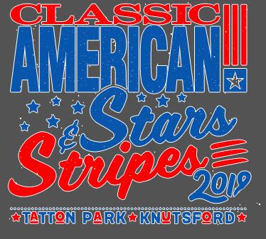 CLASSIC AMERICAN'S STARS & STRIPES CAR SHOW