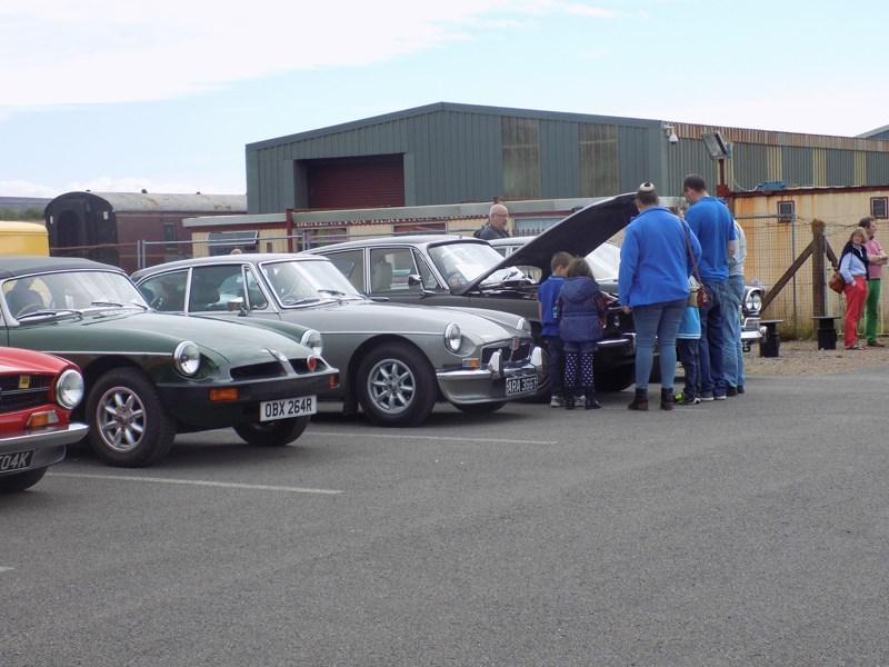 Glamorgan Classic Car Club Meet