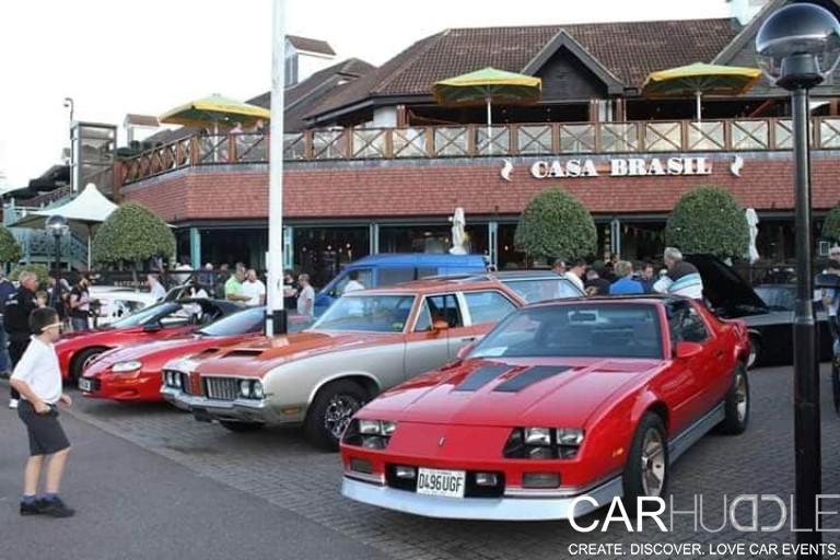 Port Solent Summer Car Meet