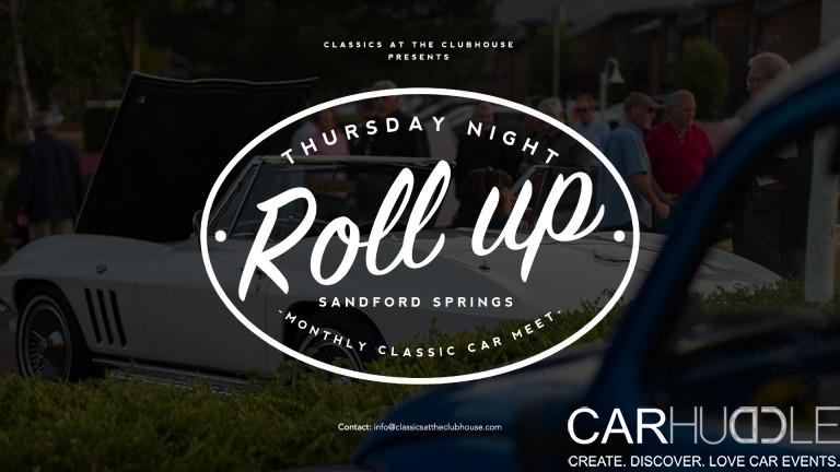 Thursday Night Roll-Up Meet