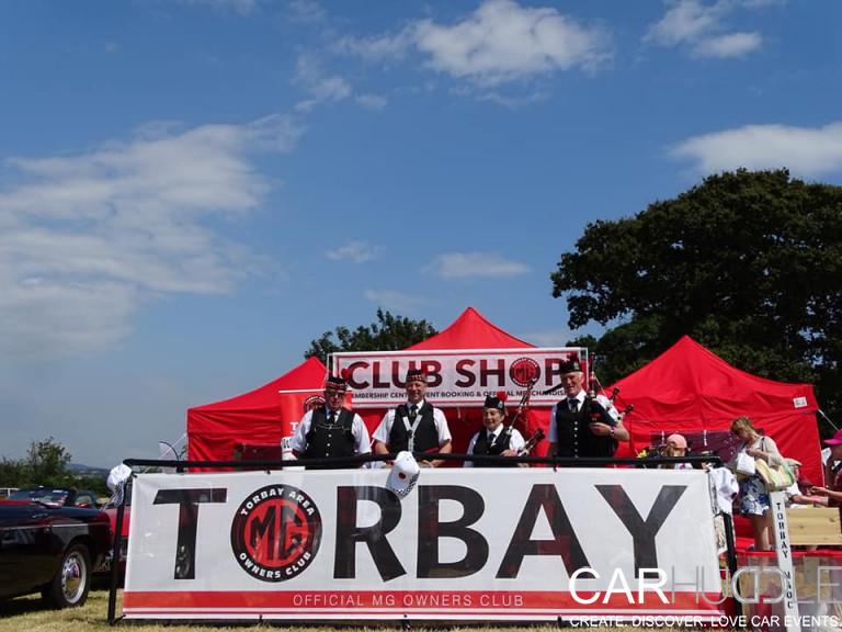 Torbay MG Owners Club Nights