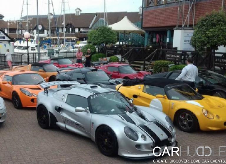 Port Solent Car Meet