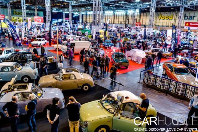 Classic Motor Show 2021