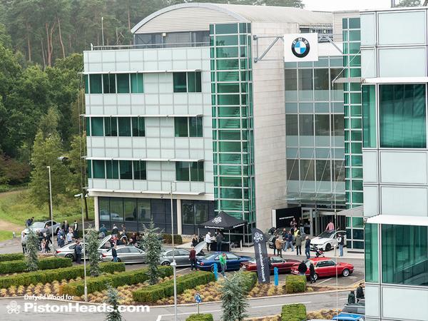 BMW Sunday Service Piston Heads