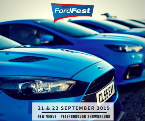 Ford-Mania@Ford Fest 2019