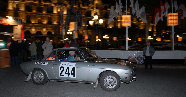 22nd Rallye Monte-Carlo Historique