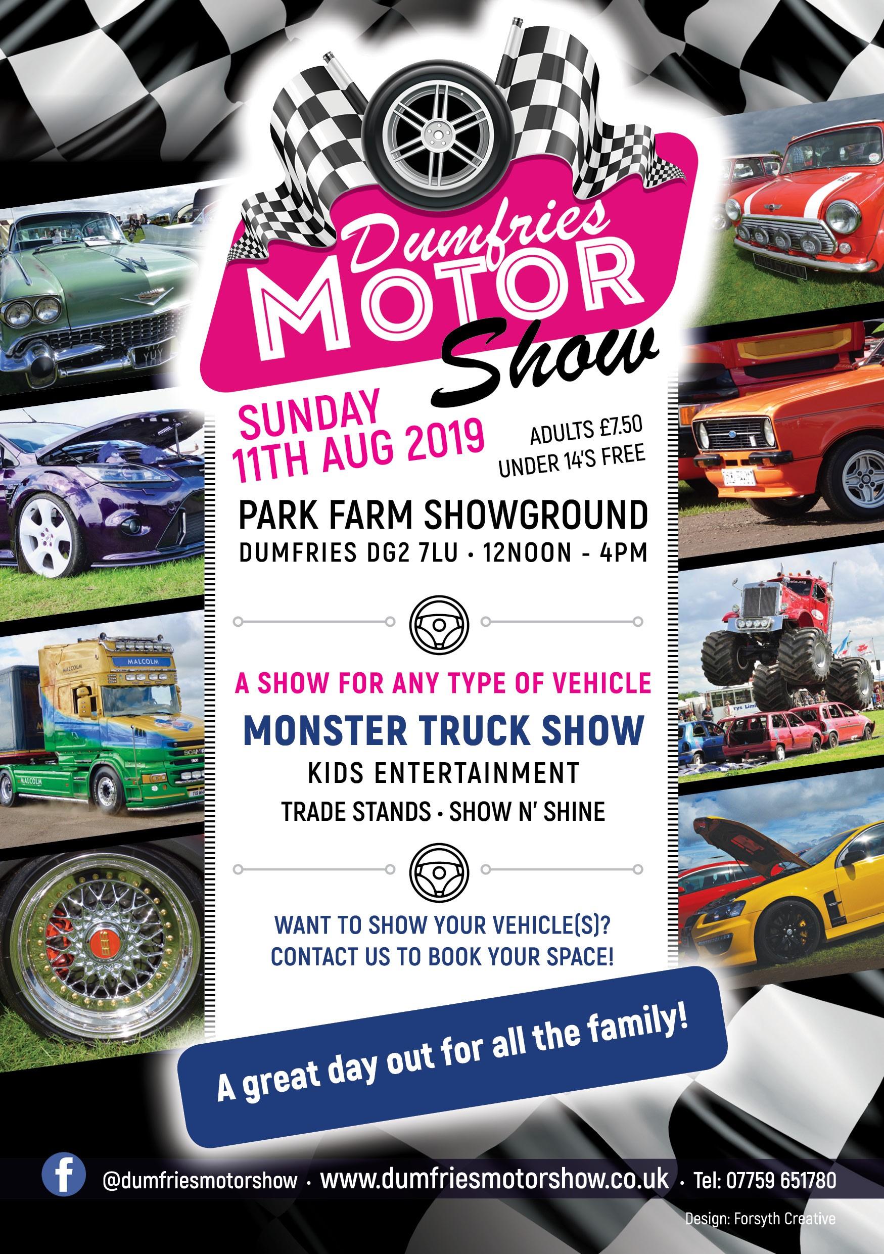 Dumfries Motor Show 2019