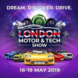 London Motor & Tech Show 2019