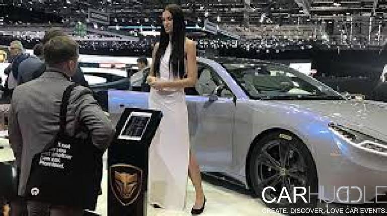 90 Geneva Motor Show #GIMS