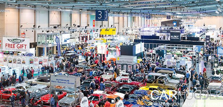 Techno Classica Essen Germany 2020