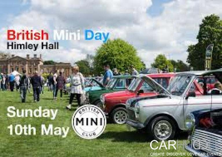 British Mini Day